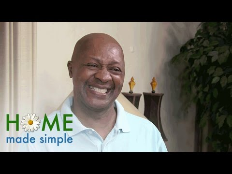 The Home Made Simple Team Gives An Ambitious DIYer Some Help | Home Made Simple | OWN