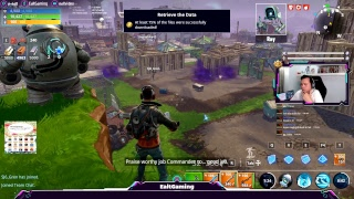 #356: Fortnite Save The World (Malaysia) - How to get a Legendary Hero @ Survivor for free Gameplay