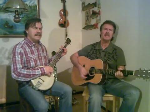 Folsom Prison Blues.Johnny Cash song..Bluegrass style!