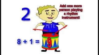 Drummer Pete Keeps a Steady Beat