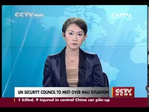 Video UN Security Council to meet over Mali situation CCTV News