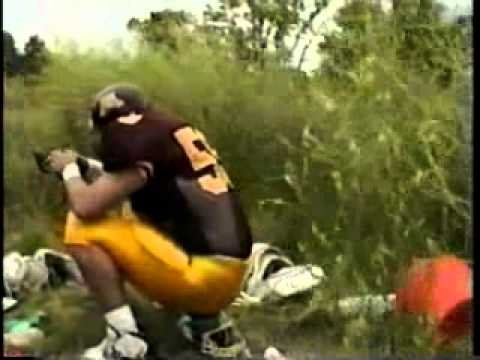 University of Minnesota Football 1998 Angry Gopher Ad Campaign