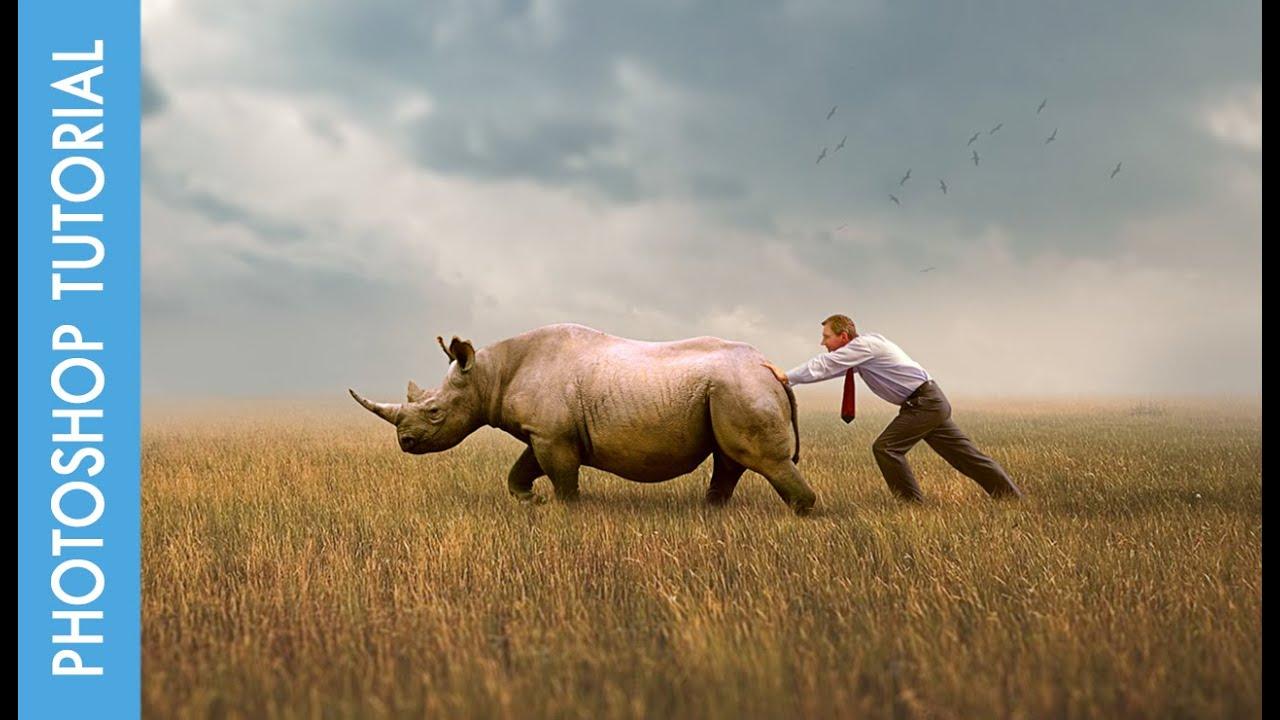 Adobe Photoshop Manipulation Tutorial | Ready To Race ...