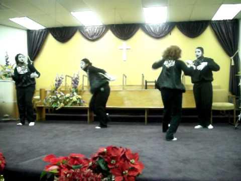 TLEM Praise Dancers (God Favored Me pt. 2)