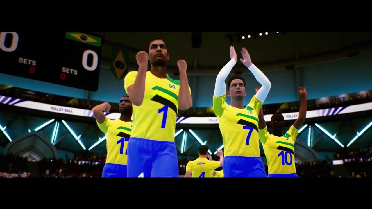 Spike Volleyball Trailer