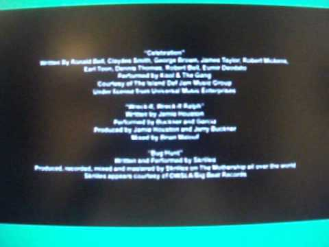 Wreck-It-Ralph (2012) - End Credits (ABC Family) [PREMIERE]
