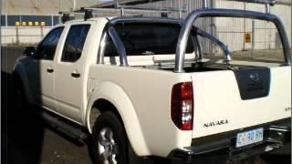 2007 Nissan Navara St-x - Hobart Tas