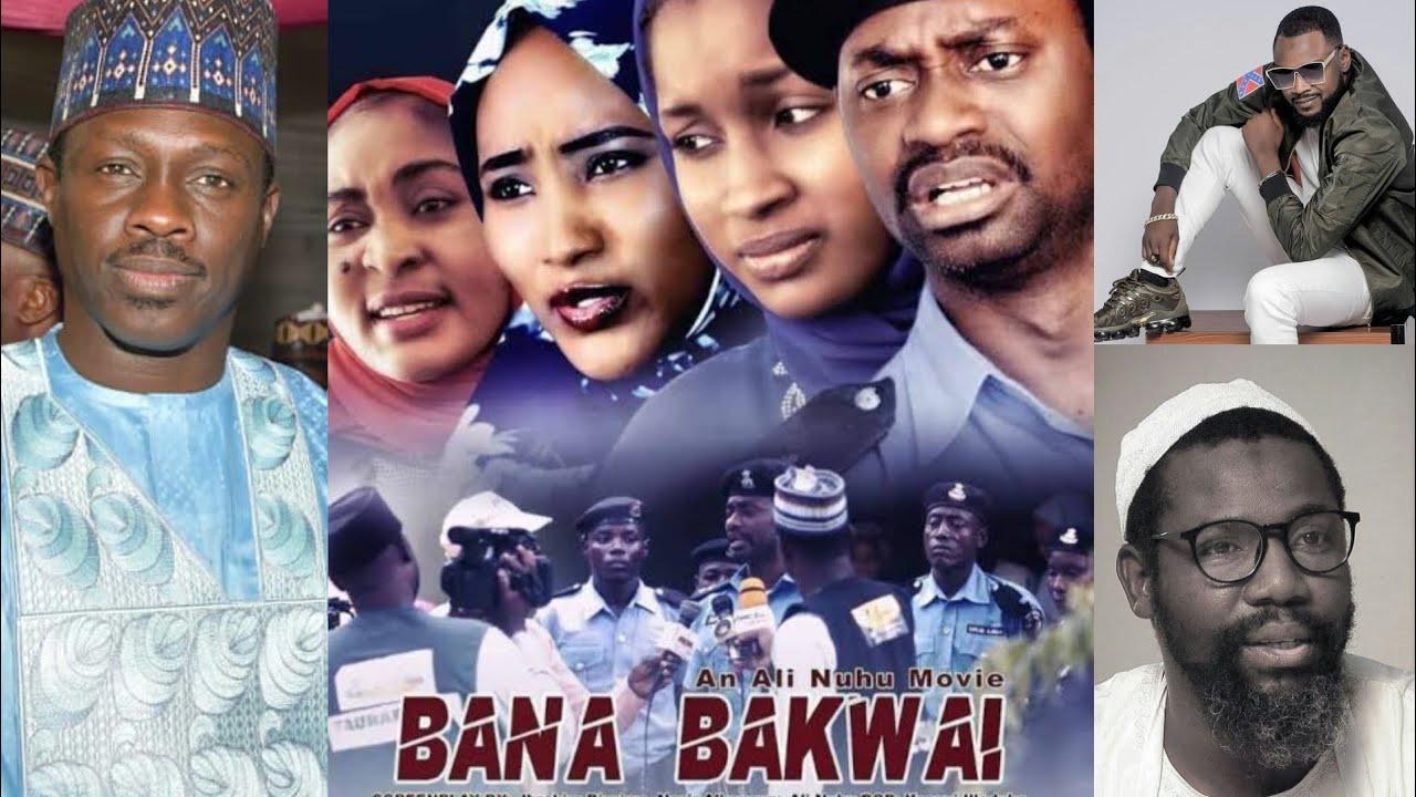 Download Abubuwanda Adam zango, falalu dorayi, suka fada kan Sabin film din Ali Nuhu, Bana bakwai
