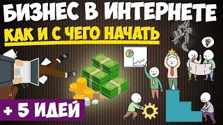 видео Бизнес идея в Интернете