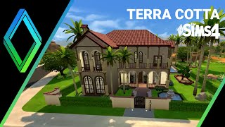 The Sims 4 - Building Terra Cotta