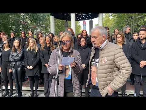 La madre de Paco Molina pide la colaboración personal de los cordobeses
