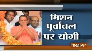 Mission UP: Yogi Adityanath assures public of strict action against criminals