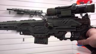 New Modded Blasters By The Geek Armory