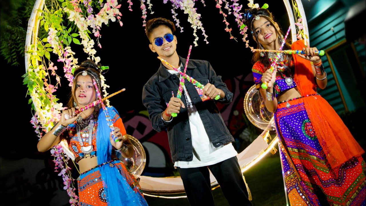 Kamariya Song   Mitron Jackky Bhagnani   Dandiya Dance   Payal Ishu Kunal   Mk studio