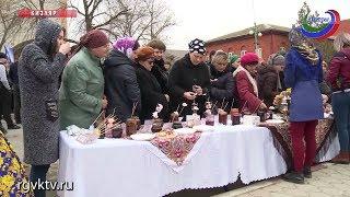Проводы зимы В Кизляре отметили окончание масленичной недели