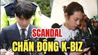 Toàn cảnh scandal bê bối của thành viên nhóm Bigbang Seungri và Jung Joon Young chấn động Châu Á