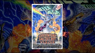 Green Day - 2021 US Hella Mega Tour