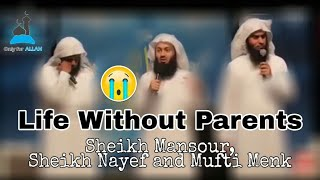 Treatment Of Parents In Islam: Sheikh Mansour, Sheikh Nayef, Mufti Menk (Urdu Subs)