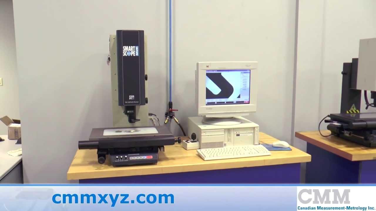 Used Ogp Smart Scope Mvp 250 For Sale Cmm Inc Youtube