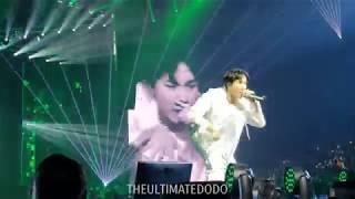 180922 Outro: Tear @ BTS 방탄소년단 Love Yourself Tour in Hamilton Fancam 직캠