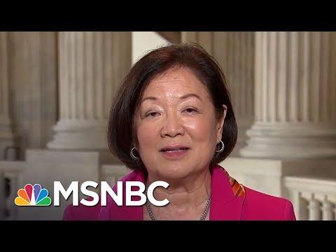 Sen. Mazie Hirono: Donald Trump Still Doesn