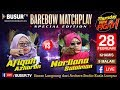 Thursday Nite Fight S1 Ep 8: Ladies' Night Barebow Matchplay