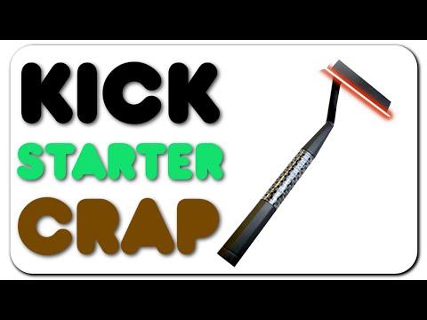 Kickstarter Crap - The Skarp Laser Razor