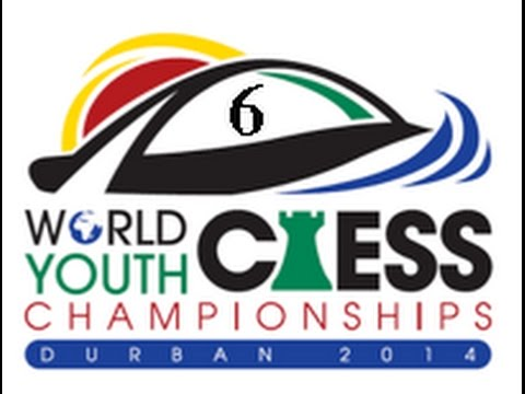 Round 6 - World Youth Chess Championship 2014
