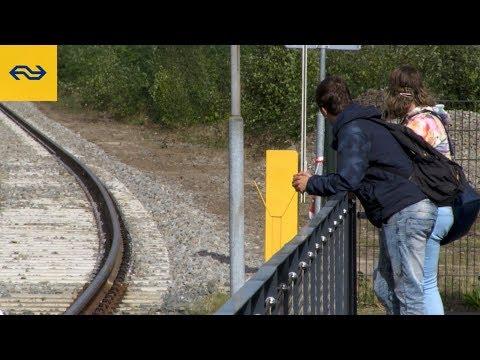 Treinenliefde, ontmoet Sjoukje & Klaas in de eerste aflevering van Treinspotters