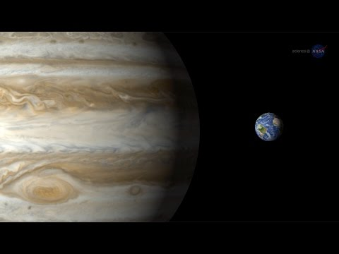 Sciencecasts Close Encounters With Jupiter