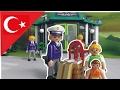 Çocuk filmi  Banka Soygunu Playmobil Türkçe Hauser Ailesi