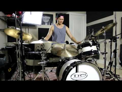 Zedd, Alessia Cara - Stay (BOXINLION & Maliboux Remix) - Drum Cover by Kenneth Wong