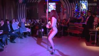 Х-mas Pole Dance Party 2013_Надежда - Деми Мур