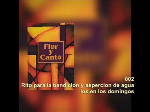 Flor y Canto 2da Edición CD 1