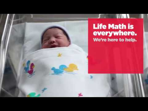 Cambridge Trust Company Life Math Baby