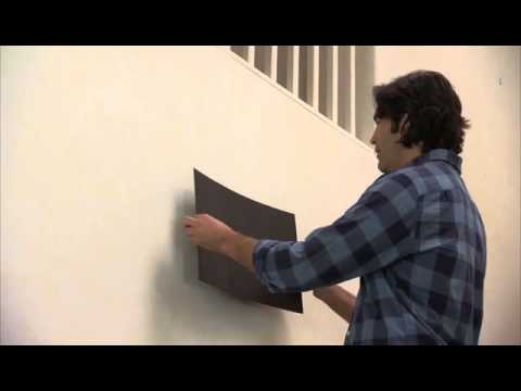How To Hang Wall Art On Stairs Gmc Trade Secrets Youtube