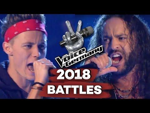 Soundgarden - Spoonman (Matthias Nebel vs. Taylor Shore) | The Voice of Germany | Battle