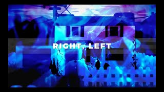 Day Tvvo - Right, Left [LYRIC VISUAL]