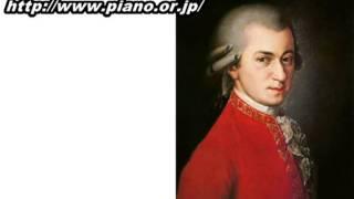 バイオリン・ソナタ 第35番 K379 第2楽章