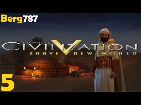Civilization 5 | Lets Play Morocco | Deity | Piety | #5