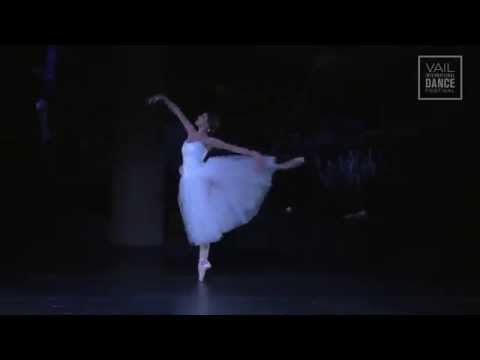 Vail International Dance Festival: Giselle with Lauren Lovette & Chase Finlay of NYC Ballet