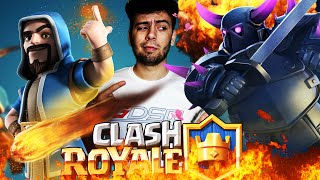 Clash Royale con RobbyDC - PEKKA