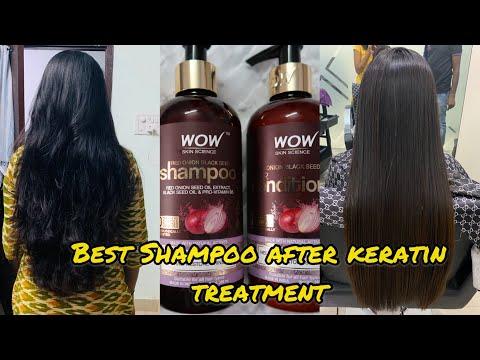 WOW Skin Science Onion Black Seed Hair Oil, Shampoo & Conditioner Review    Rashmi