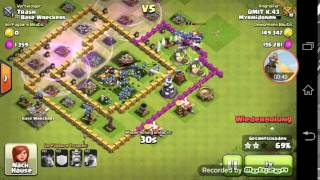 Clash of Clans LAKAIN ANGRIFF