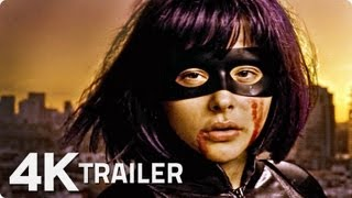 KICK-ASS 2 Trailer - Deutsch German | 2013 Official Film [Ultra-HD 4K]