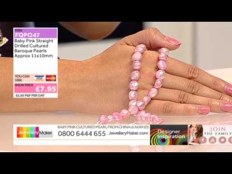 How to Make Paracord Bracelets - Jewellery Maker DI Show 19/09/14