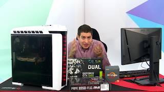 Checkpoint - DonBrutar избира гейминг компютър AMD до 1500 лв