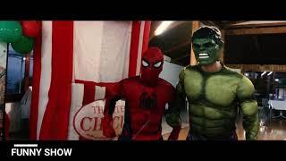 Funny Show Animazione & Spettacoli - Cartoon Party Avengers
