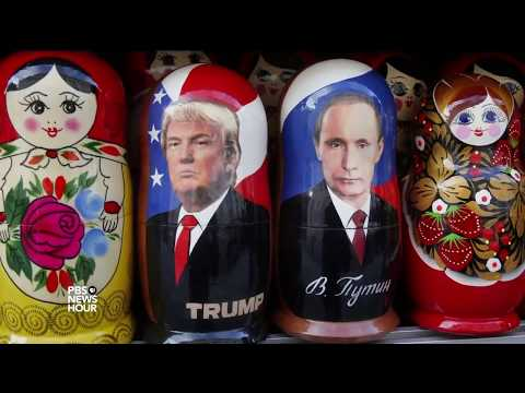 What Russians Think About Trump And The U.S.