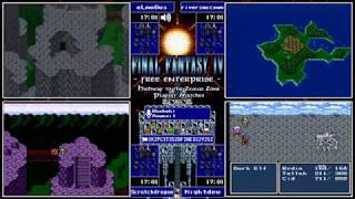 Final Fantasy IV Free Enterprise League Finals – Top 4 + Finale (10/20/18)